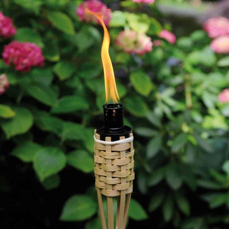bambusfackel
